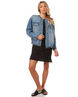 LOST AND FOUND WOMENS CLOTHING CHEAP MONDAY JACKETS - 0443773LAF