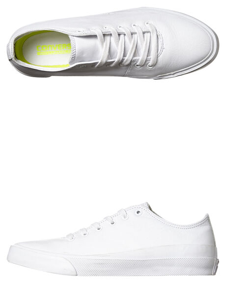 Converse All Star Quantum Lunarlon Leather Shoe Black