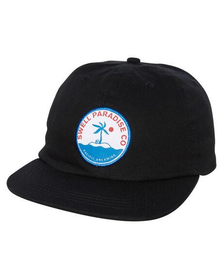BLACK KIDS BOYS SWELL HEADWEAR - S32021612BLACK