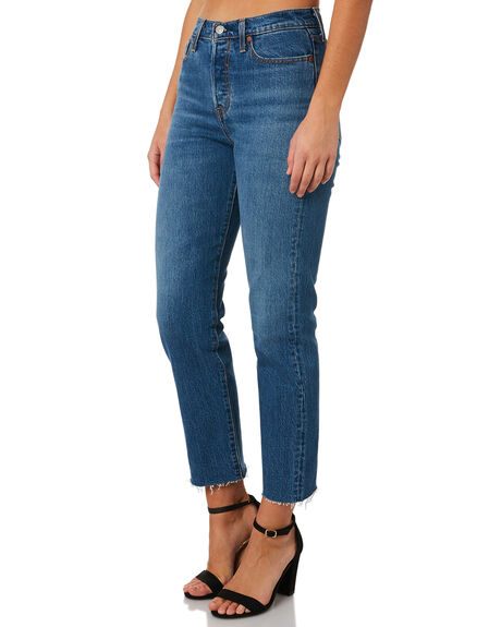 LOVE TRIANGLE WOMENS CLOTHING LEVI'S JEANS - 34964-0012LTRI