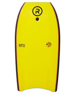 LIGHT BLUE YELLOW BOARDSPORTS SURF RANDOM SOFTBOARDS BODYBOARDS - CLSSBB42LBLUY