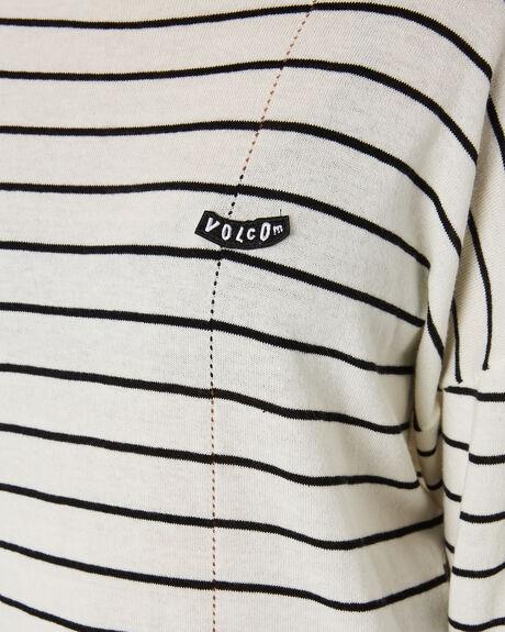 STRIPE WOMENS CLOTHING VOLCOM KNITS + CARDIGANS - B0712051STP