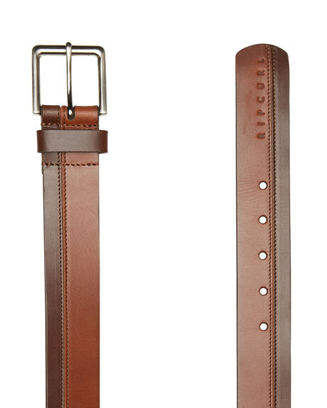 BROWN MENS ACCESSORIES RIP CURL BELTS - CBEBT10009
