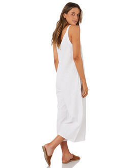 WHITE WOMENS CLOTHING BILLABONG PLAYSUITS + OVERALLS - 6572508WHT