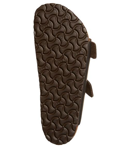 BROWN WOMENS FOOTWEAR BIRKENSTOCK FASHION SANDALS - 551031BRO