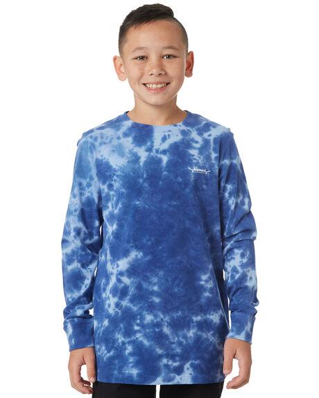 BLUE KIDS BOYS ELEMENT TOPS - 383054BLU
