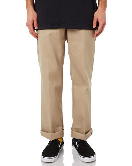 DESERT SAND MENS CLOTHING DICKIES PANTS - 873FDSND