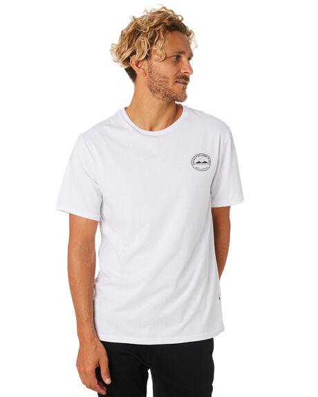WHITE MENS CLOTHING DEPACTUS TEES - D5193007WHITE