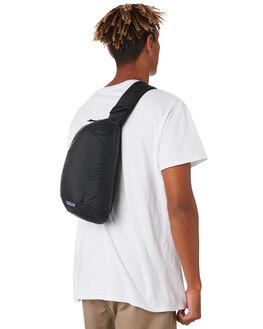 BLACK MENS ACCESSORIES PATAGONIA BAGS + BACKPACKS - 49020BLK