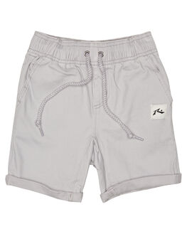 OPAL GREY KIDS BOYS RUSTY SHORTS - WKR0190OPG