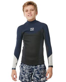 SLATE SURF WETSUITS BILLABONG VESTS - 8761131SLATE