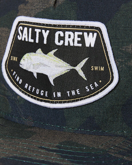 CAMO MENS ACCESSORIES SALTY CREW HEADWEAR - 35035337CAMO