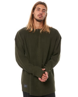 ARMY MENS CLOTHING RPM KNITS + CARDIGANS - 8AMT21BARMY