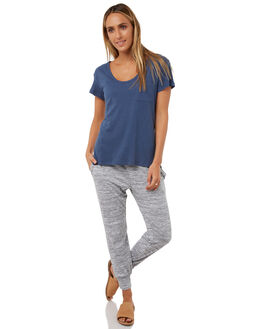 GREY MARLE SPECK WOMENS CLOTHING SILENT THEORY PANTS - 6041011GMS
