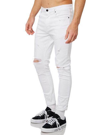 WHITE NOISE MENS CLOTHING ABRAND JEANS - 810911329
