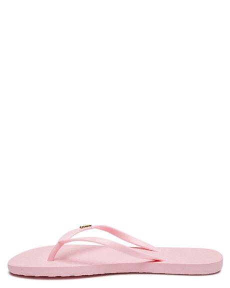 HEATHER PINK WOMENS FOOTWEAR ROXY THONGS - ARJL100663HPK