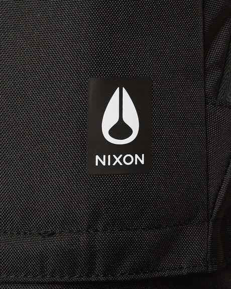 ALL BLACK MENS ACCESSORIES NIXON BAGS + BACKPACKS - C2865001