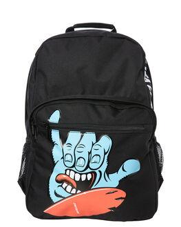 BLACK KIDS BOYS SANTA CRUZ BAGS + BACKPACKS - SC-YAD8150BLK