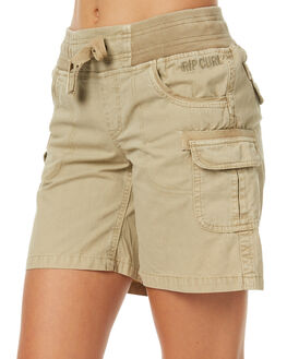 SAND WOMENS CLOTHING RIP CURL SHORTS - GWAAY10012