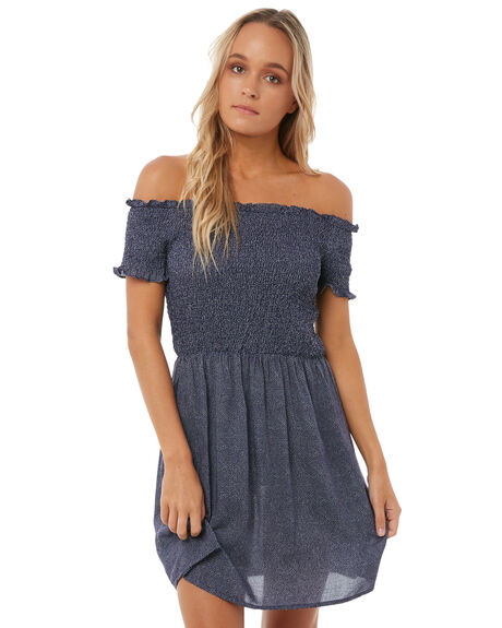 MULTI WOMENS CLOTHING MINKPINK DRESSES - MP1708464MULTI