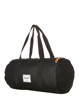 BLACK MENS ACCESSORIES HERSCHEL SUPPLY CO BAGS + BACKPACKS - 10251-00001-OS