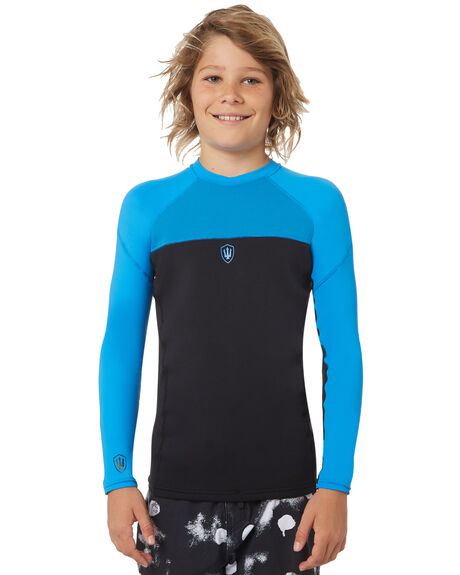 BLACK BLUE BOARDSPORTS SURF FAR KING BOYS - 2172BLKBL