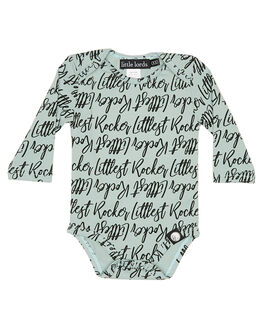 SEAFOAM KIDS BABY LITTLE LORDS CLOTHING - AW19323SFM