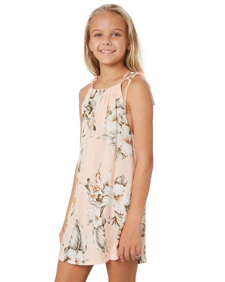 PEACH KIDS GIRLS RIP CURL DRESSES + PLAYSUITS - JDRBK10165
