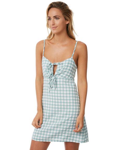 SAGE WOMENS CLOTHING MINKPINK DRESSES - MP1707501SAGE