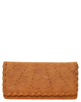 VINTAGE TAN WOMENS ACCESSORIES RIP CURL PURSES + WALLETS - LWUHF14689