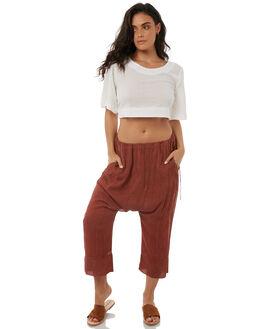 PRINT WOMENS CLOTHING ZULU AND ZEPHYR PANTS - ZZ1826PRI