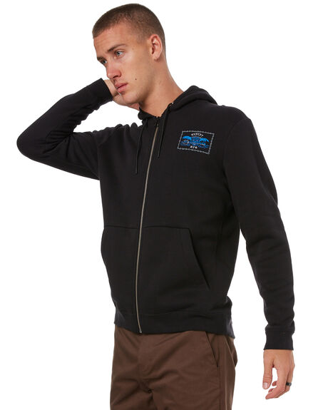 BLACK OUTLET MENS HURLEY JUMPERS - AA9063010