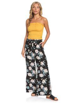 HONEY GOLD WOMENS CLOTHING ROXY FASHION TOPS - ERJWT03404-YJY0