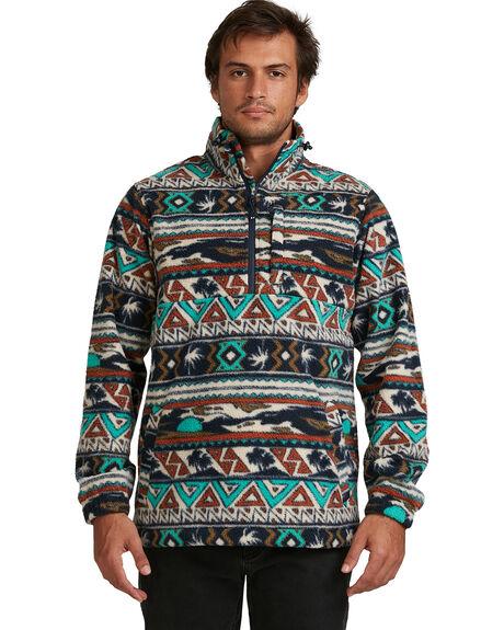 MULTI MENS CLOTHING BILLABONG JUMPERS - BB-9517604-MUL