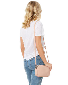 PINK WOMENS ACCESSORIES STATUS ANXIETY BAGS + BACKPACKS - SA7258PNK