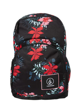SPARK RED WOMENS ACCESSORIES VOLCOM BAGS + BACKPACKS - E6531875SPK