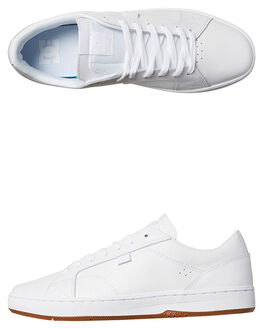 WHITE GUM MENS FOOTWEAR DC SHOES SNEAKERS - ADYS100358WG5