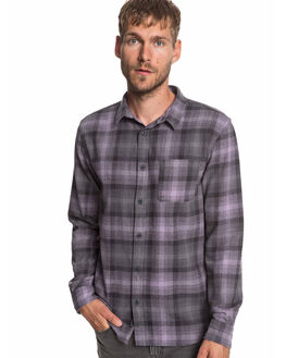 TARMAC FATHERFLY MENS CLOTHING QUIKSILVER SHIRTS - EQYWT03787-KTA1