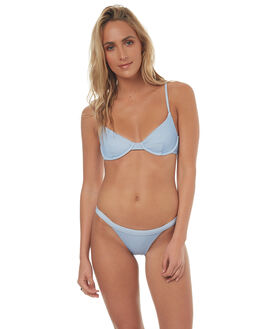 DEJA BLUE WOMENS SWIMWEAR BILLABONG BIKINI BOTTOMS - 6572623DJBLU