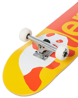 RED YELLOW BOARDSPORTS SKATE ENJOI COMPLETES - 10517646RYLW