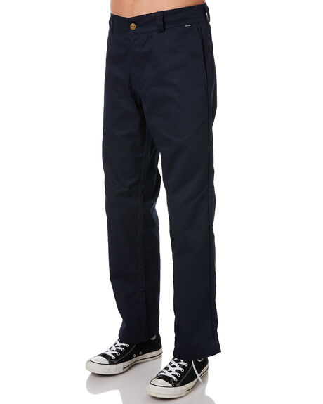 NAVY MENS CLOTHING AFENDS PANTS - M181400NVY