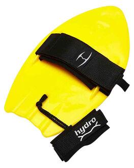 YELLOW SURF BODYBOARDS HYDRO BOARDS - 79007YEL