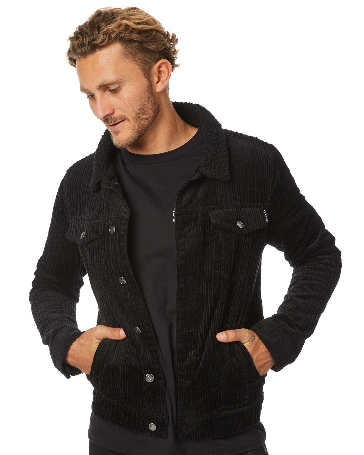 Burgundy cord jacket for sale