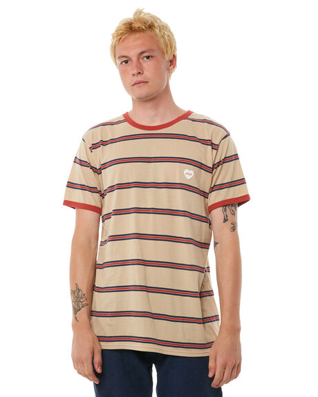 DUNE MENS CLOTHING BANKS TEES - WTS0225DNE