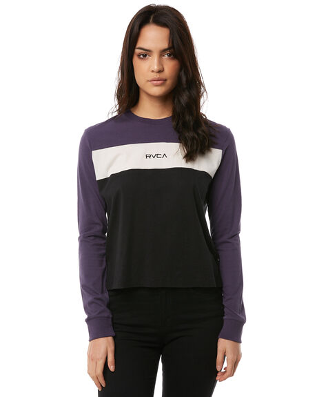 BLURPS WOMENS CLOTHING RVCA TEES - R284094BLURP