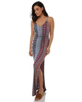 MULTI WOMENS CLOTHING TIGERLILY DRESSES - T385413MULTI