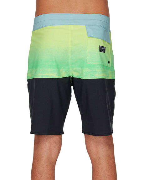 NEO LIME MENS CLOTHING BILLABONG BOARDSHORTS - BB-9591408-NEL