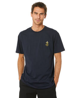 NAVY MENS CLOTHING HUFFER TEES - MTE94J4001NAVY