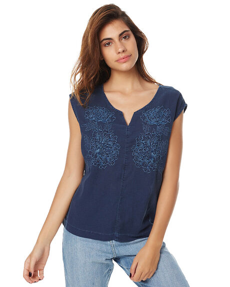 INK WOMENS CLOTHING ELEMENT FASHION TOPS - 276181INK