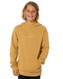 VINTAGE GOLD KIDS BOYS BILLABONG JUMPERS + JACKETS - 8595607CGLD